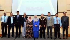 EANET National Awareness Workshop in Putrajaya Malaysia 2019